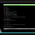 Mi configuración para transmitir codificación en vivo